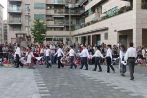 2011ko San Joan zortzikoaren irudia. (Argazkia: Loiolako Erriberako auzo elkartea)