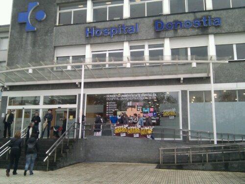 Donostia Ospitalea. (Argazkia: irutxuloko Hitza)