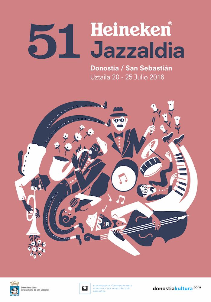 cartel 2016 kartela jazzaldia