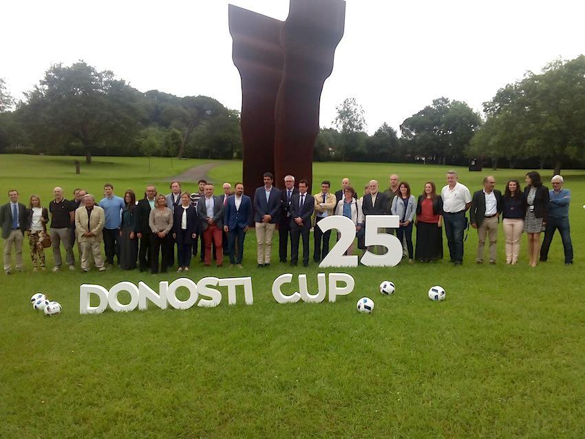 Donosti Cup 25
