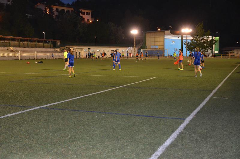 Añorgako emakumeen futbol taldea