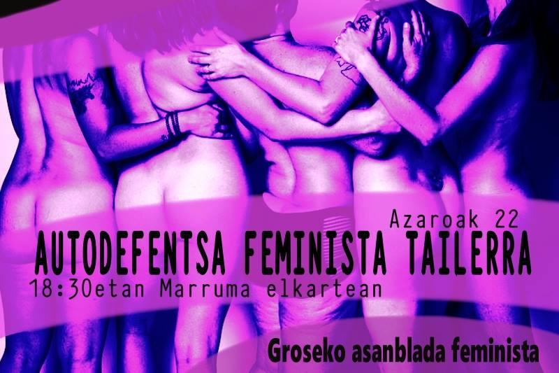 GAF, Groseko asanblada feminista