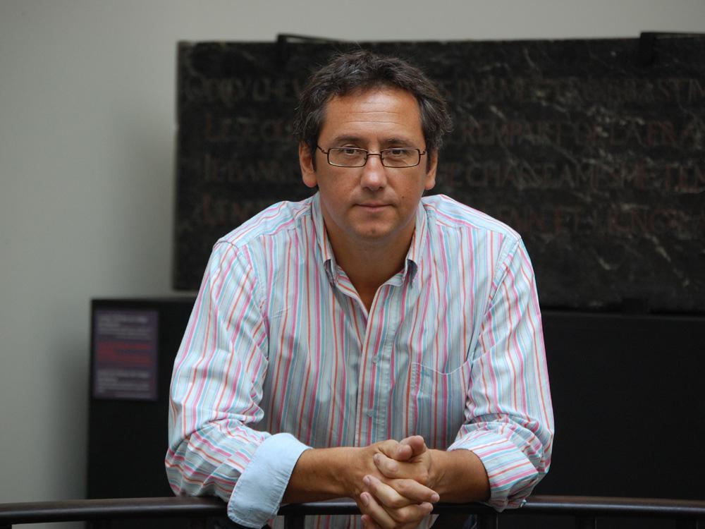 Rafael Zulaika, Elkano Fundazioko proiektuen koordinatzaile berria. (Argazkia: Euskal kultur erakundea)