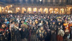 Hungariako Kaldereroen Konpartsa Tradizionala