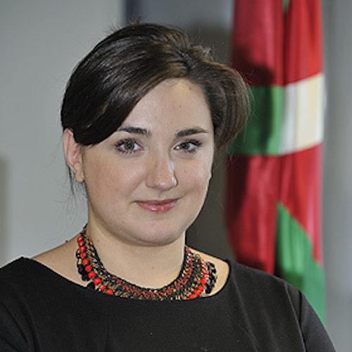 Clara Montero, Tabakalerako Kultur Zuzendari berria. (Argazkia: Irekia)