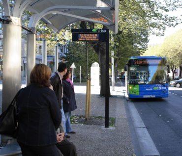 dbus autobus geltoki