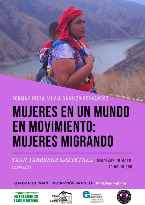 emakume migranteak lagun artean
