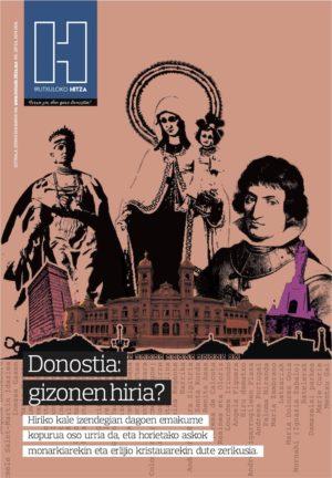 2019-06-14. Donostia: gizonen hiria?