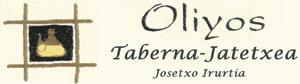 Oliyos Taberna-Jatetxea. Josetxo Irurtia