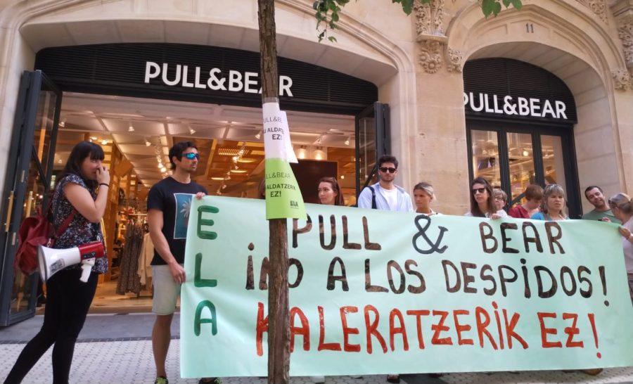 pull & bear kaleratzea ELA