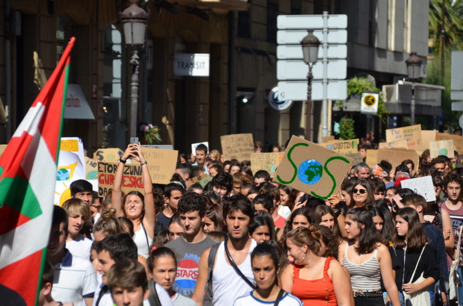 fridays for future manifestazioa
