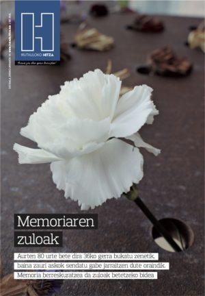 2019-10-04. Memoriaren zuloak