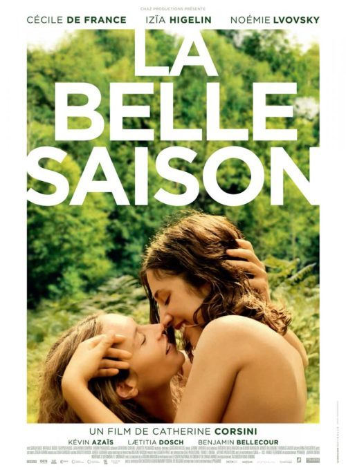 'La Belle Saison' filma proiektatuko du Bagera elkarteak, frantsesez, euskarazko azpitituluekin. (Argazkia: Peliculas Feministas)