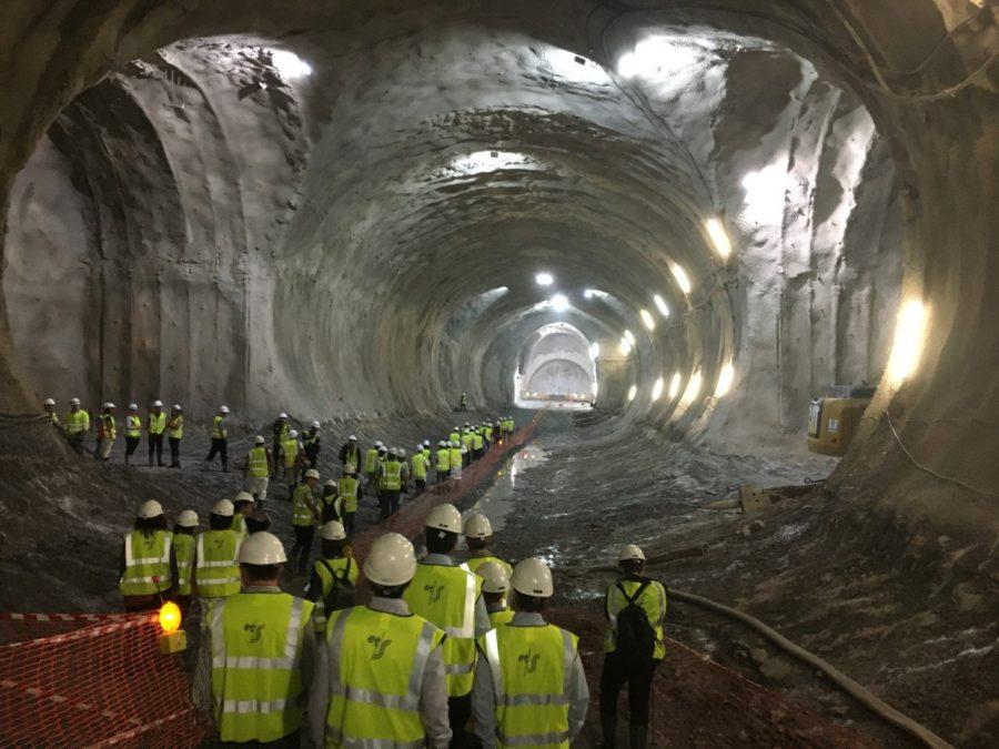 tunela metroa