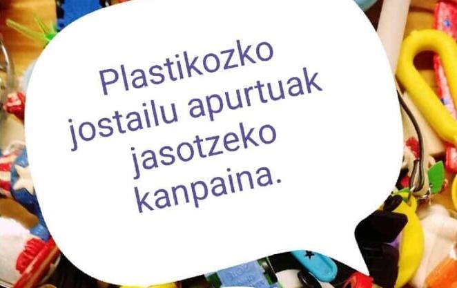 uliako lore baratzak plastikozko jostailu apurtuak 2