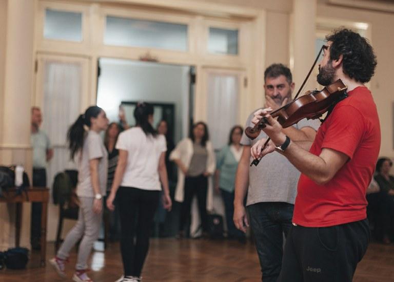 dantza argentina