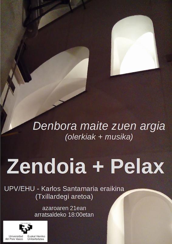 Zendoia Pelax