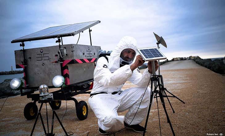 solar sound- system