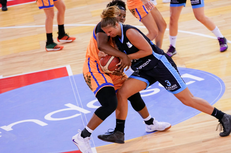 Marita Davydova Ibaeta Basket