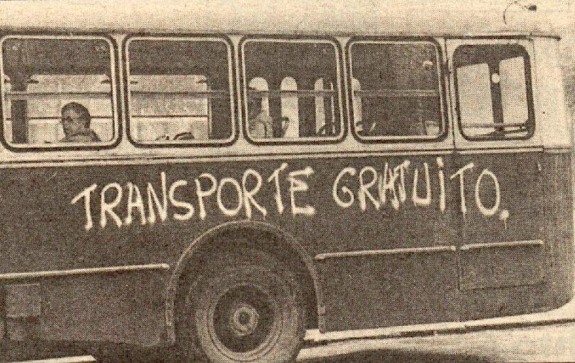 Autobus-bonuaren aurkako pintaketa