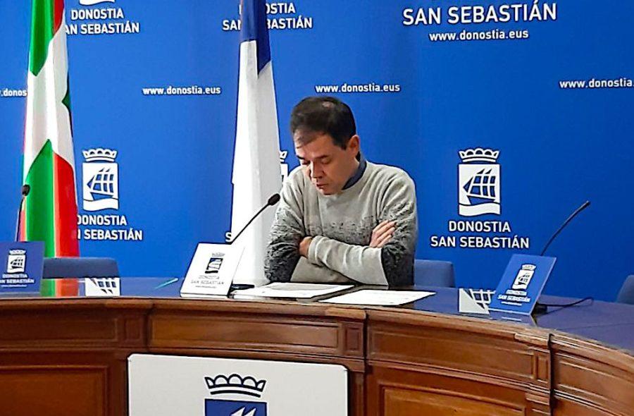 Ricardo Burutaran Etxebizitza behatokia