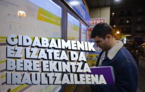 Atzean Zuloa - Gidabaimenik gabea