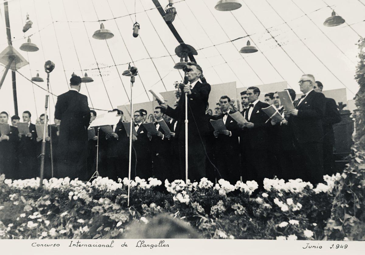 Easo Abesbatza 1949