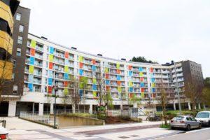 Leire plaza Morlans