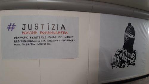 M8 - Kontadores zentroko Stencil laborategiko kideen horma irudi feministak 1