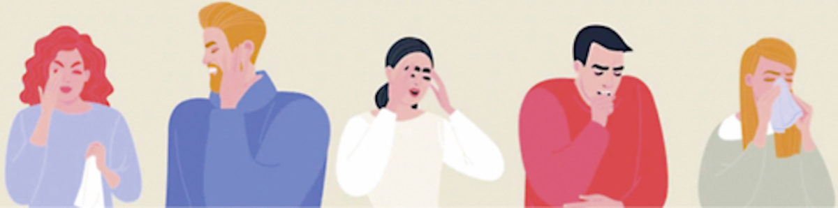 sintomak koronabirus