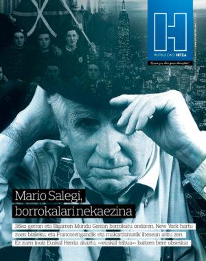 2020-04-03. Mario Salegi, borrokalari nekaezina