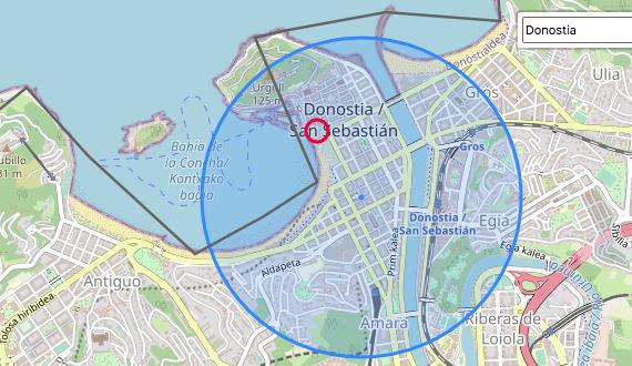 mapa interaktiboa