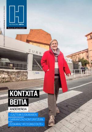 2018-12-21. Kontxita Beitia andereñoa