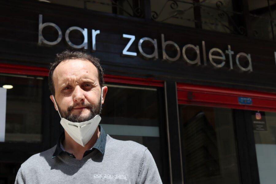 David Garcia Zabaleta taberna