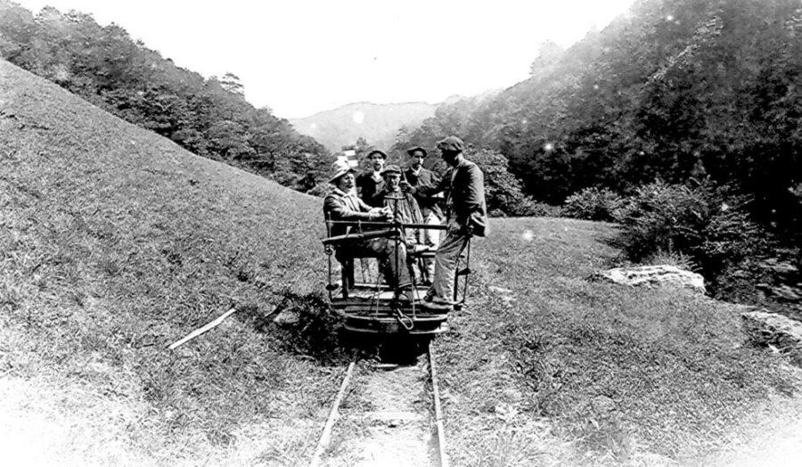 artikutza trena