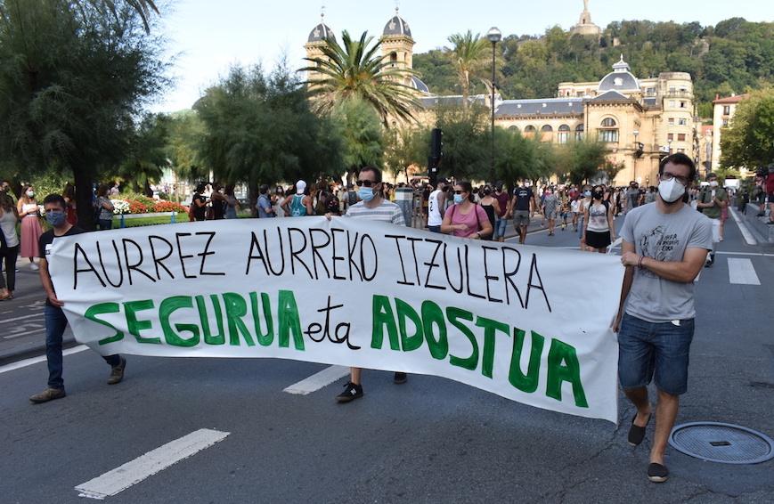 hezkuntza manifestazioa