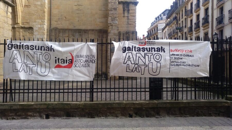 Euskal Herri osoan antolatuta daude, eta Donostialdeko Itaiak aurkezpena egingo du, urriaren 23an. (Argazkia: Itaia)