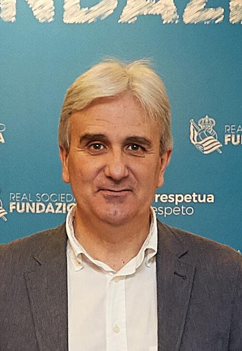 Andoni Iraola Real Sociedad Fundazioko burua da. (Argazkia: Reala)