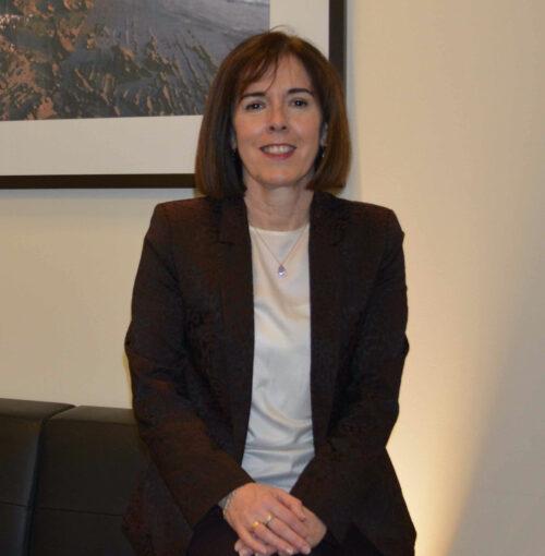 Amaia Bernaras Gipuzkoako Zientzia eta Teknologia Parkeko gerentea da. (Argazkia: Hitza)