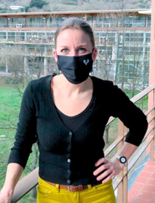 Karin van der Worp. (Argazkia: Mikel Elkoroberezibar Beloki)