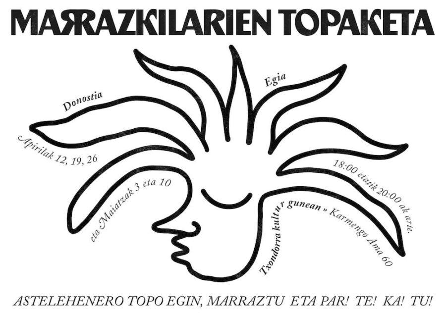 Marrazkilariak