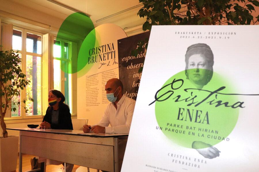 Cristina Enea erakusketa