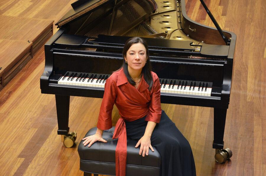 Marta Zabaleta pianoa jotzen arituko da ekainaren 27an. (Argazkia: Donostia Kultura)