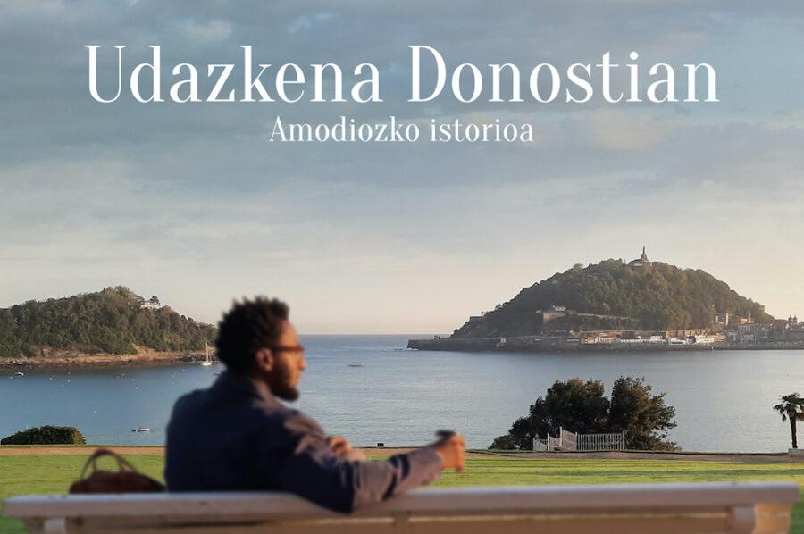 Udazkena Donostian