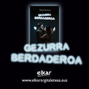 Gezurra Berdaderoa liburuaren irudia