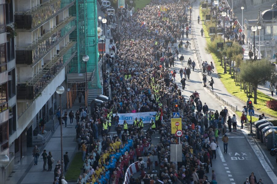 SARE Manifestazio orokorra